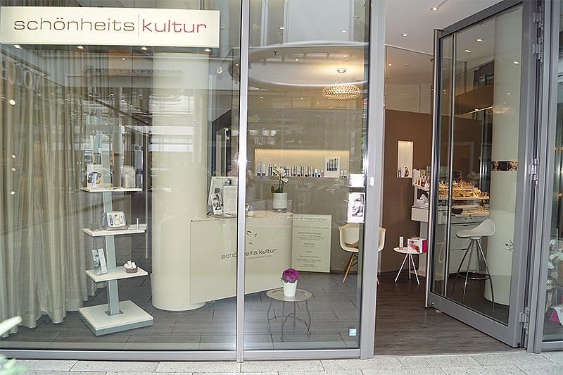 Foto Schoenheitskultur-Hannover Salon außen